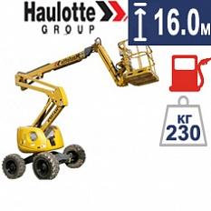 Коленчатый 16м подъемник Haulotte HA16PXNT