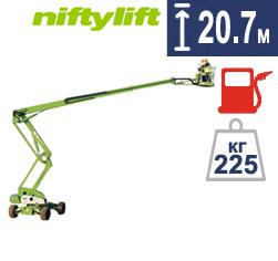 Аренда подъемника Niftylift HR 21D