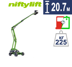 Аренда подъемника Niftylift HR 21DE