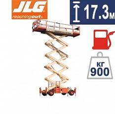 Аренда подъемника JLG 18 м (дизель)
