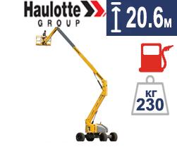 Аренда подъемника Haulotte HA20PX
