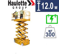 Аренда подъемника Haulotte COMPACT 12
