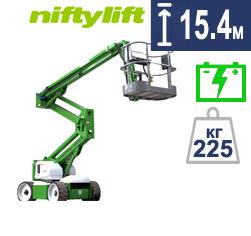 Аренда подъемника Niftylift HR15NE