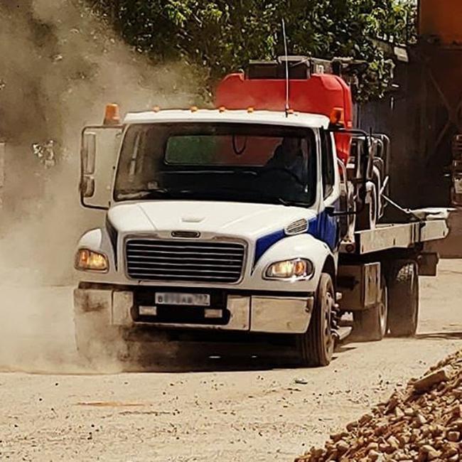 Перевозка спецтехники - грузовой эвакуатор