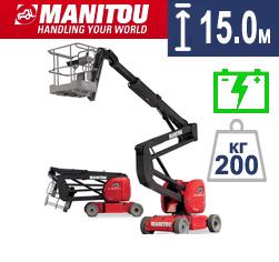 Аренда подъемника Manitou 150 AETJ-C