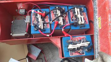 Ремонт электрических подъемников