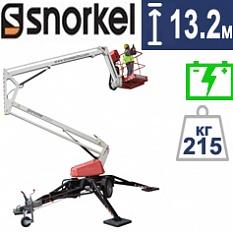Купить прицепной коленчатый подъемник Snorkel TL37j