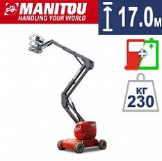 Гибридный подъемник Manitou 170 AETJ-L BI