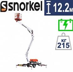 Купить прицепной коленчатый подъемник Snorkel TL34